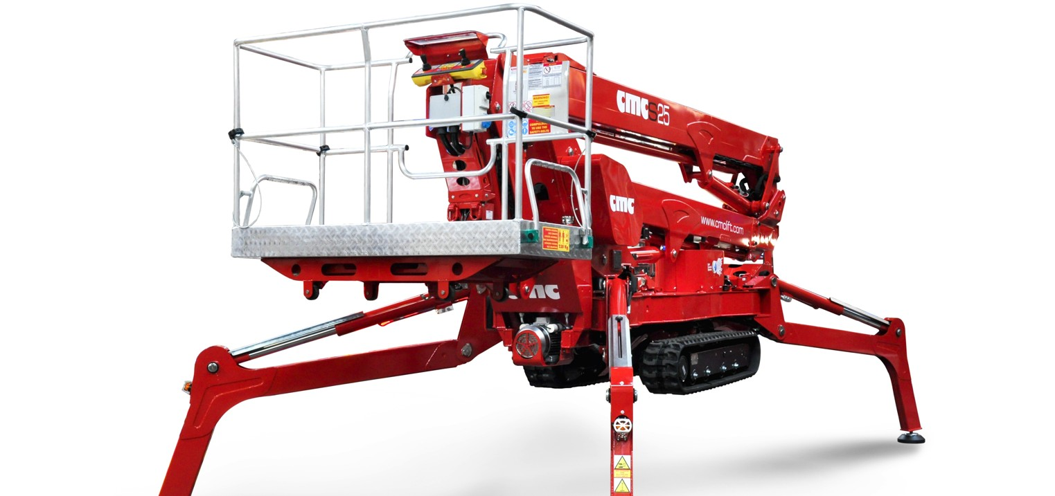 CMC S25 spiderlift