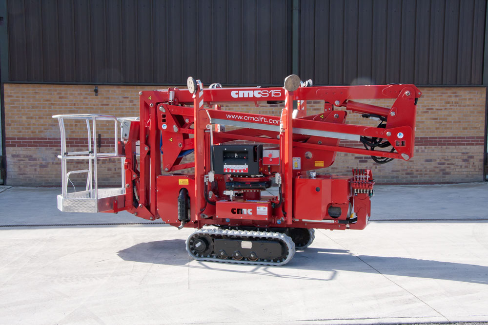 used CMC spiderlift for sale