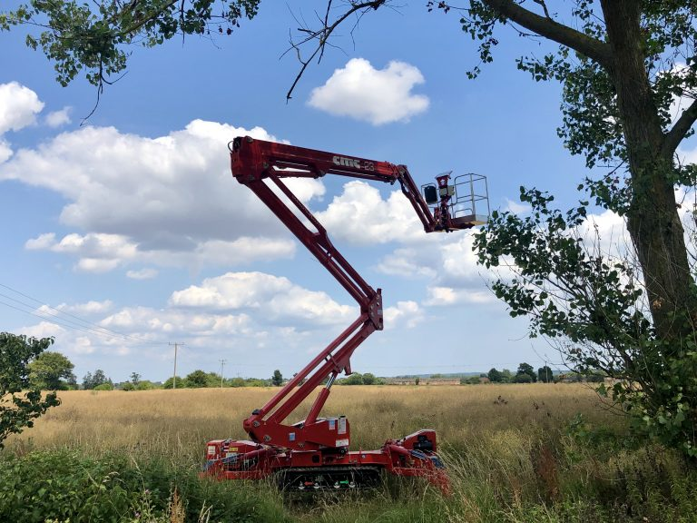CMC S23 Spiderlift