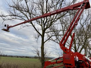 CMC Lift S22HD Spiderlift Tracked Cherrypicker For Sale